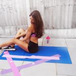Flat Resistance Band Training by Personal Trainer Lauren Peters