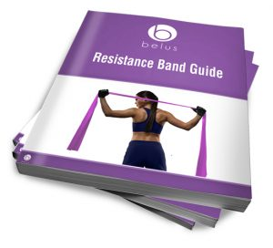 Belus resistance band guide