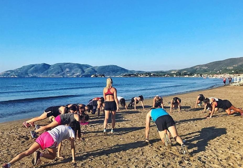 Mini Band Workout by Personal Training Leeor RIngel