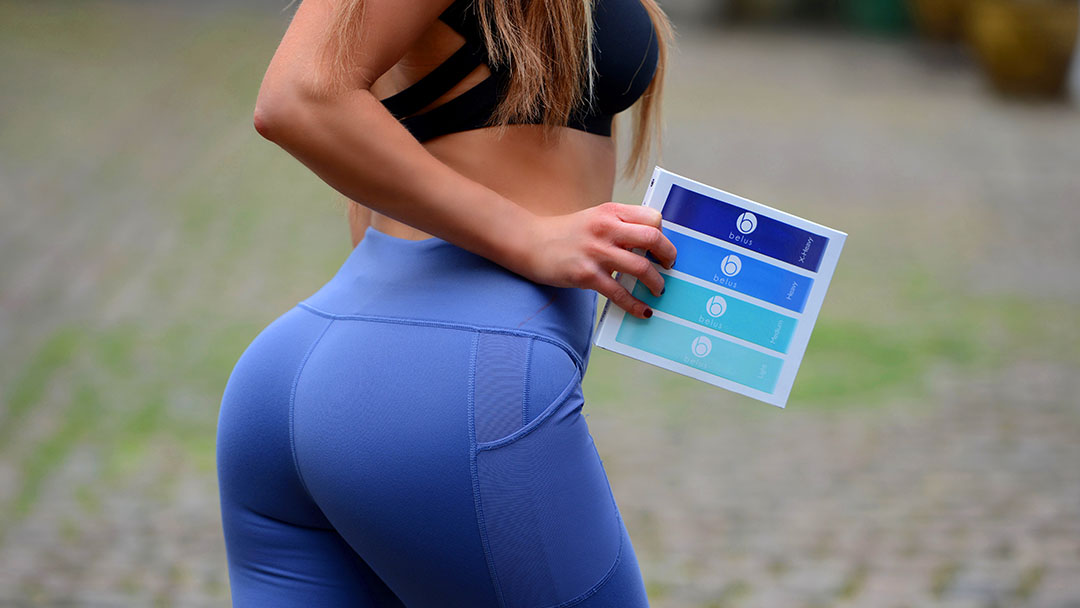 Belus Active's Four Circuit Intensive Booty Workout Guide